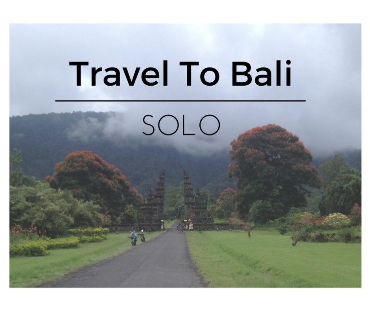 Travel To Bali Solo