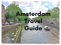 Amsterdam Mark My Adventure