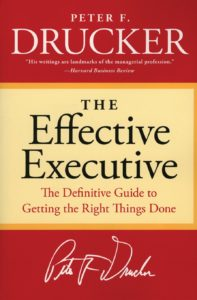 Book Effective Executive