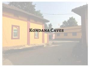 Kondana Caves Mark My Adventure