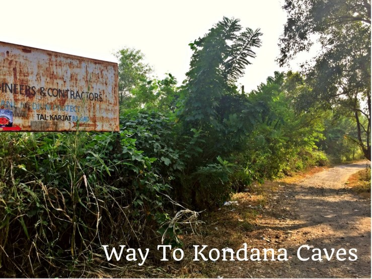 Kondana Caves Mark My Adventure