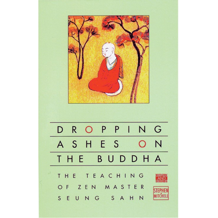 Dropping Ashes on The Buddha Book Mark My Adventure