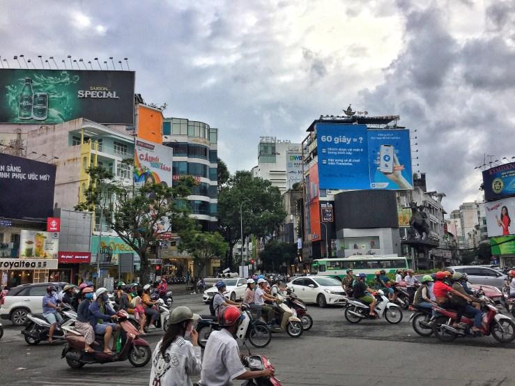 Ho Chi Minh Mark My Adventure