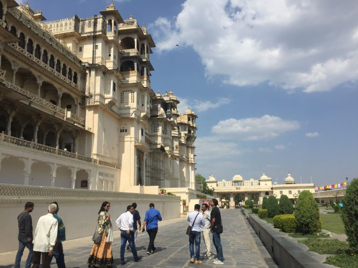 City Palace Udaipur Travel Guide