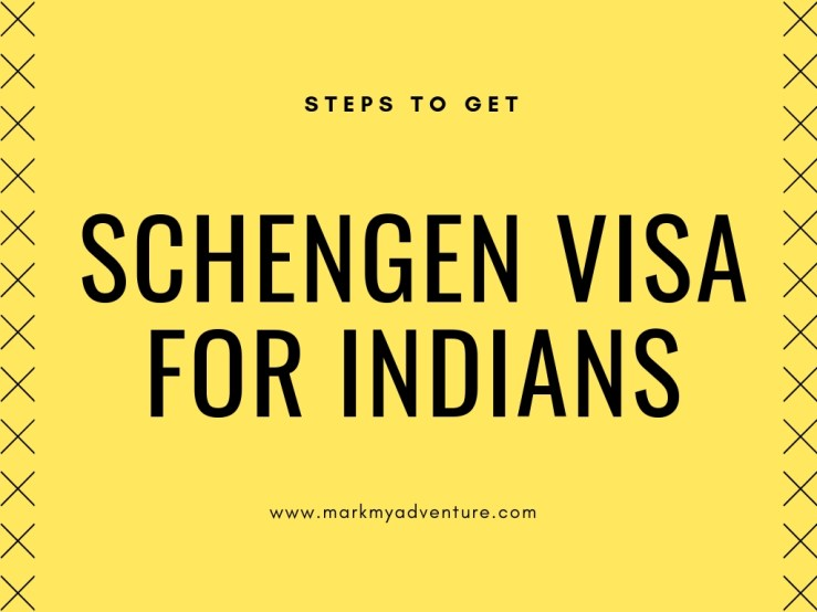 Schengen Visa Mark My Adventure
