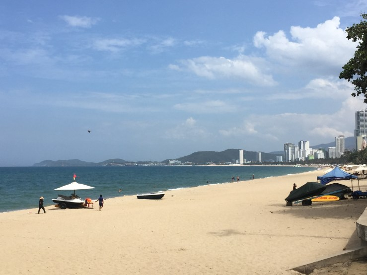Nha Trang Beach Mark My Adventure