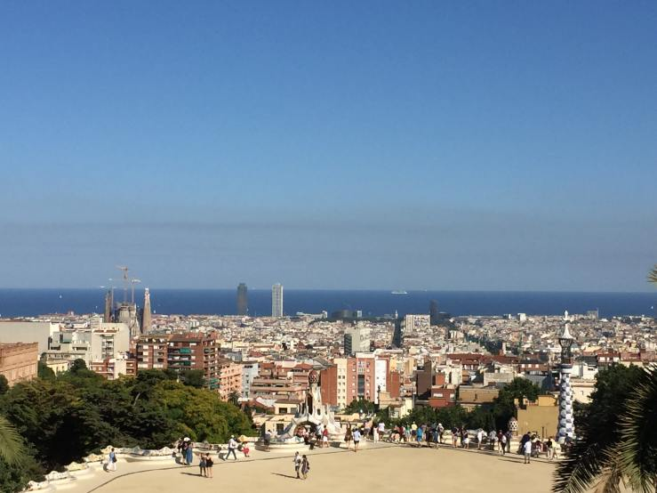 Barcelona Travel Mark My Adventure