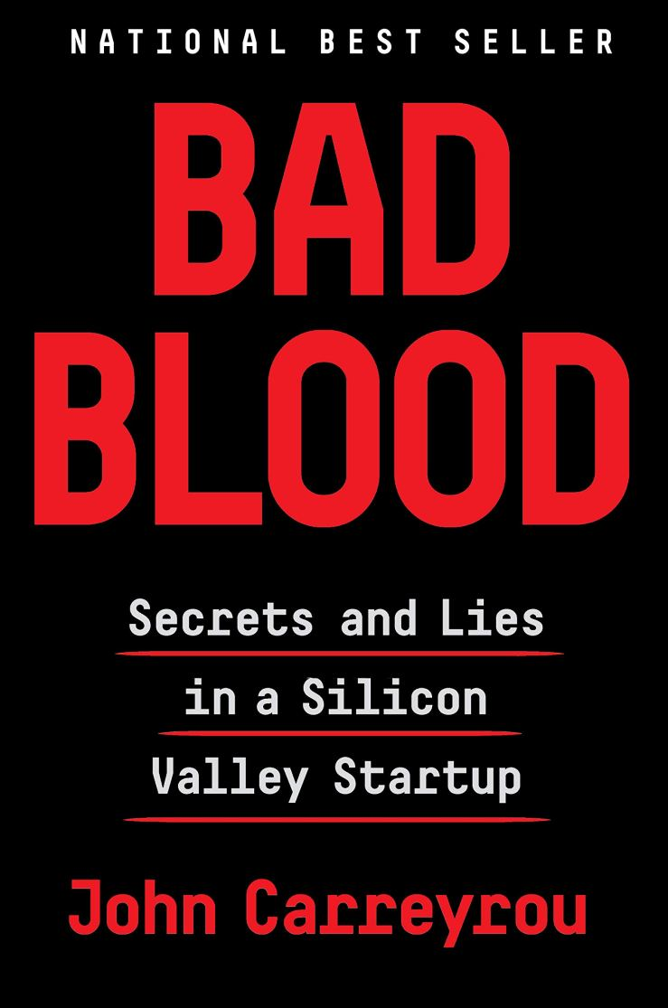 Book Review Bad Blood
