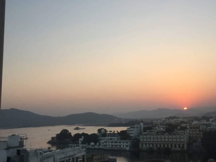 Karni Mata Sunset Udaipur