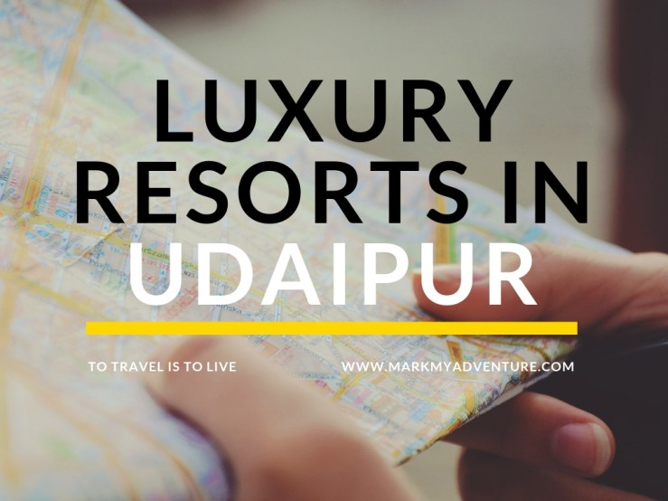 Book Luxury Resorts In Udaipur