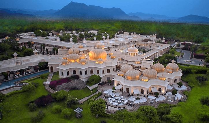 Udaivilas Palace Udaipur