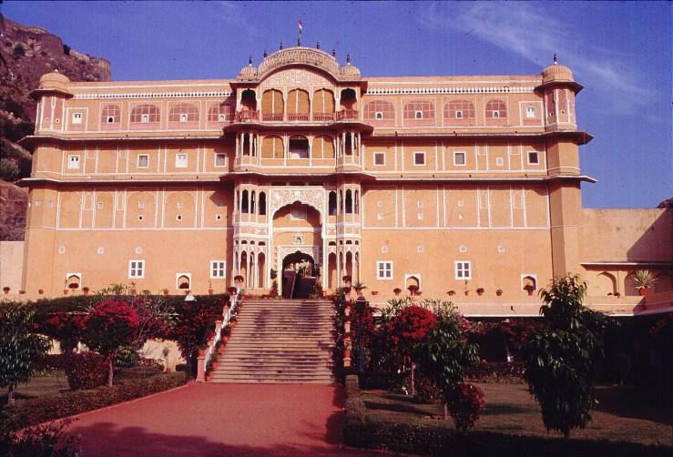 Samode Haveli Jaipur