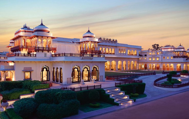 Rambagh Palace Mark My Adventure