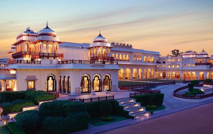 Rambagh Palace Mark My Adventure