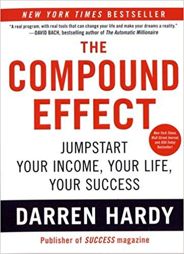 The Compound Effect Book Review Mark My Adventure