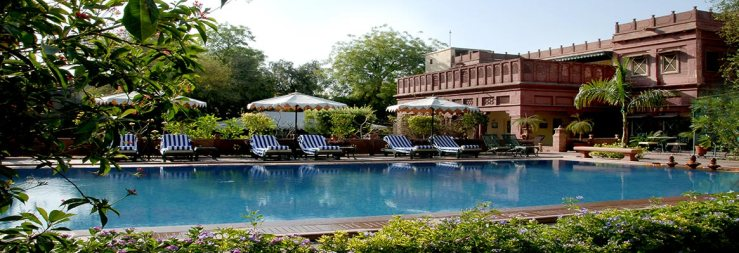 Ratan Vilas Luxury Hotel In India