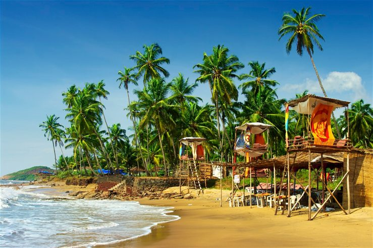 Goa Places To Visit In India