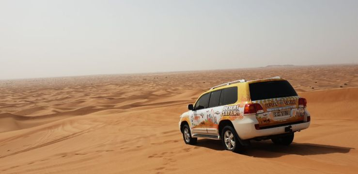 Desert Safari Dubai Mark My Adventure