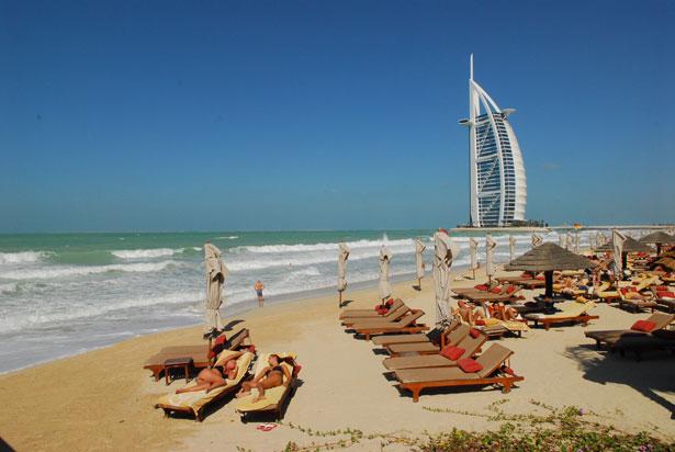 Jumeirah Beach Dubai Trip