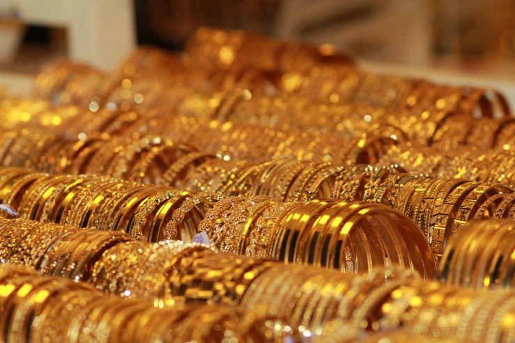 Gold Souk Things to do in Dubai