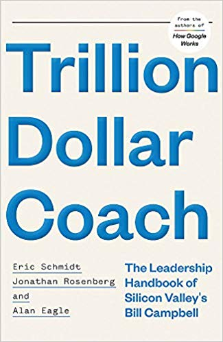 Trillion Dollar Coach Book Review