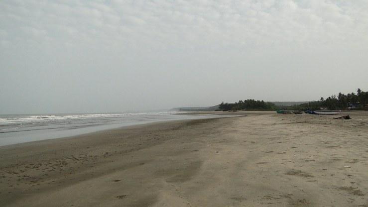 Ashwen Beach Goa Mark My Adventure