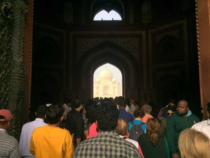 Taj Mahal Agra Mark My Adventure
