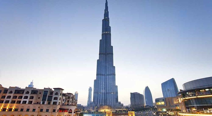Burj Khalifa Things to do in Dubai