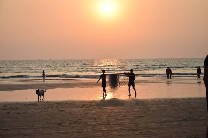 Arambol Beach Best Beaches In Goa