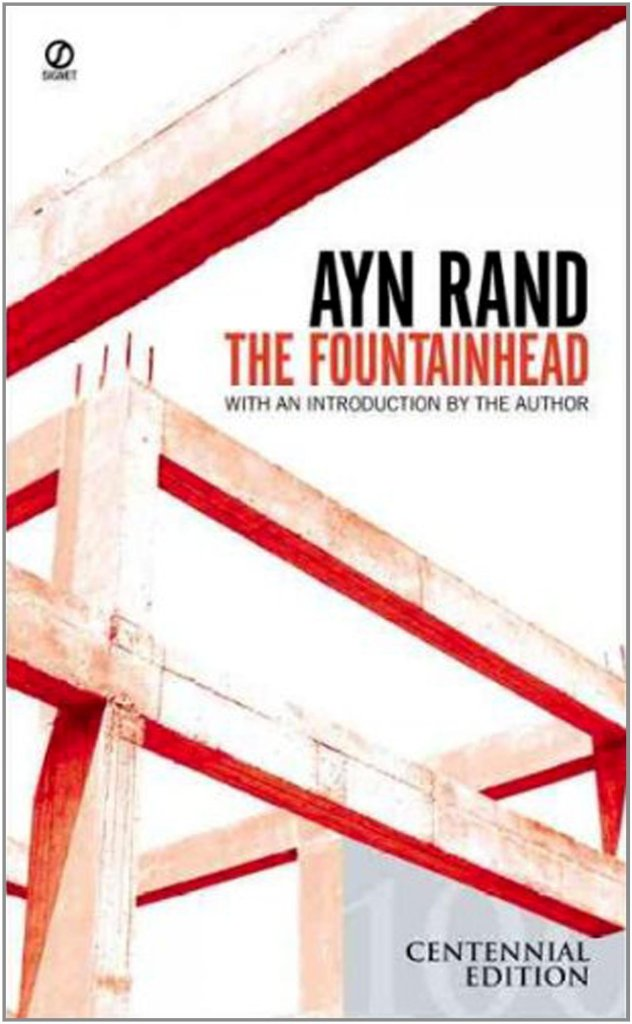 The Fountainhead Mark My Adventure