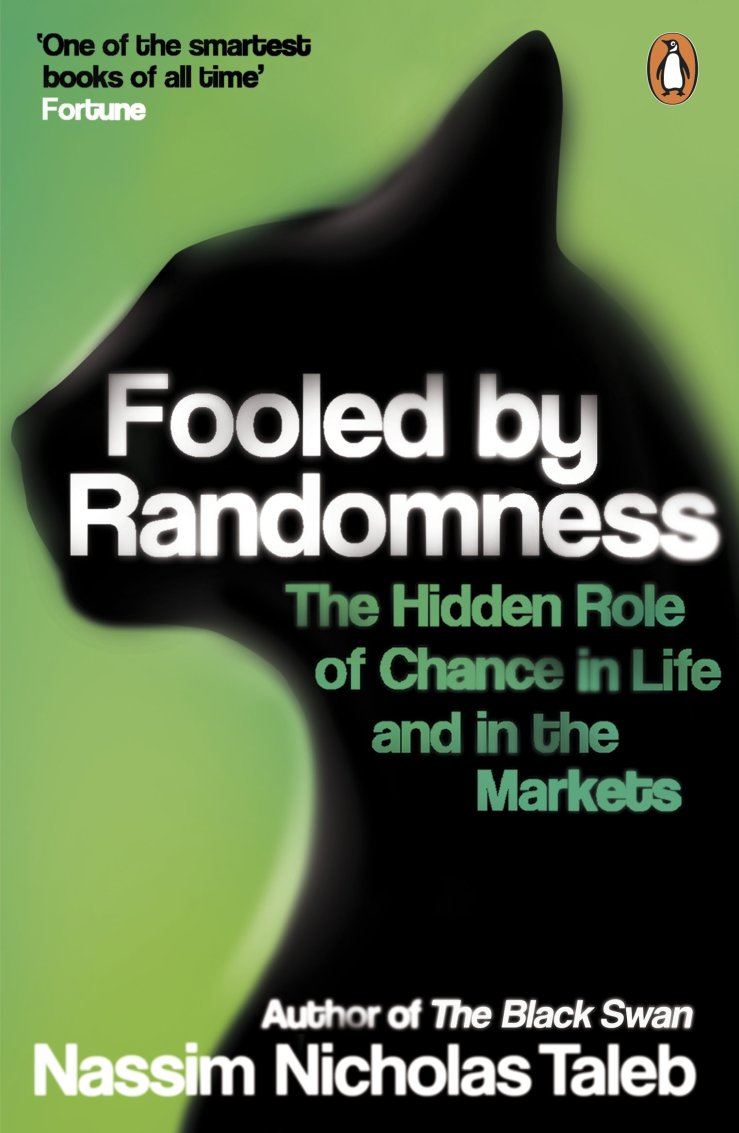 Fooled By Randomness Book Review