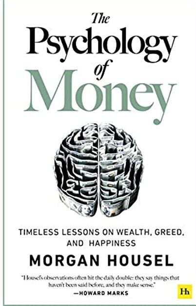 Psychology of Money Mark My Adventure