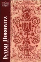 Isaiah Horowitz: The Generation of Adam by Miles Krassen