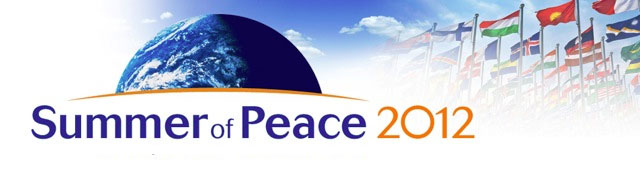 shift network summer of peace 2012