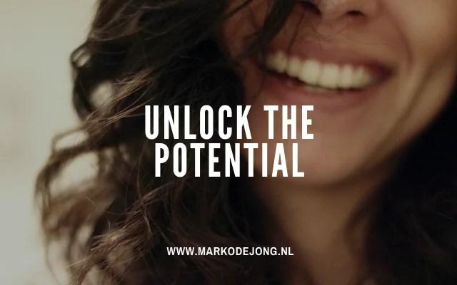 Ontwikkel jouw unieke potentieel coach Marko de Jong