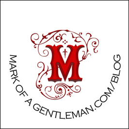 Mark Of A Gentleman Blog