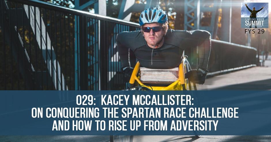 FYS 29 | Spartan Race Challenge