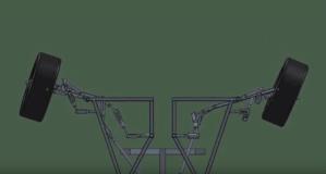 5 ss steering mechanism