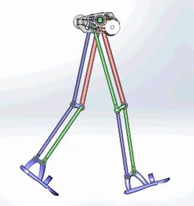 humanoid gait