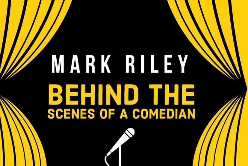 Behind the scenes of a comedian logo