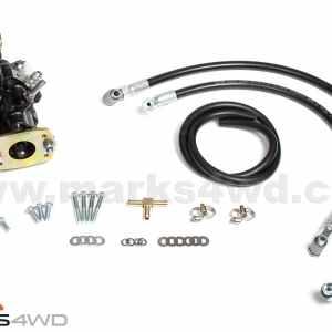 Hydraulic Brake Booster Upgrade - Nissan Patrol GU - LS2 LS3 V8