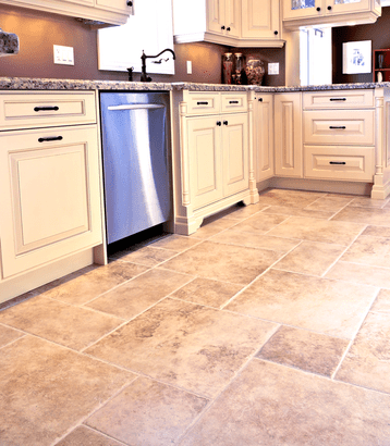 residential ceramic tile cleaning