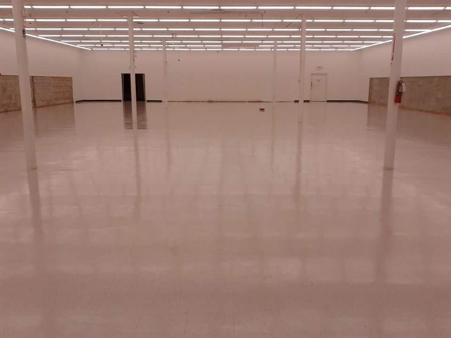 floor stripping and waxing cleveland