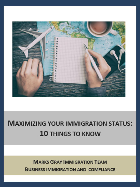 Download: DOWNLOAD NOW-Maximizing Your Immigration Status: 10 Things to Know