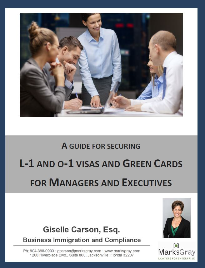 Download: DOWNLOAD NOW- L-1 and O-1 Visas and Green Cards for Managers and Executives