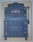 The Cosmopolitan's Slot Machine Artifact