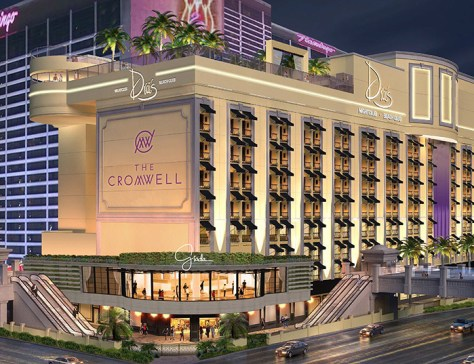 Artists rendering of The Cromwell. (Source: Caesars Entertainment)
