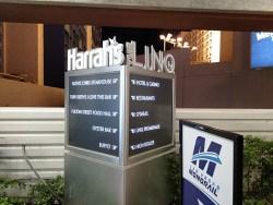 Harrahs-LINQ_Monorail_Sign