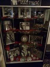 Rat Pack memorabilia case