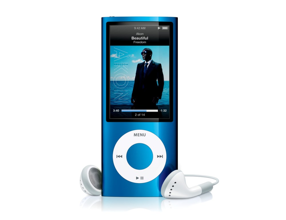 iPod nano alternatives (1/6)